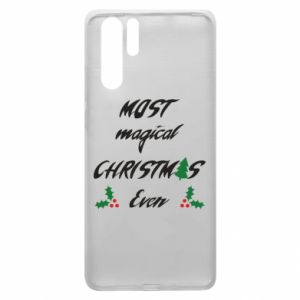 Etui na Huawei P30 Pro Most magical Christmas ever