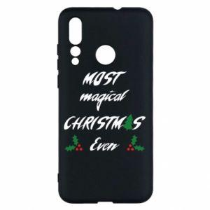 Etui na Huawei Nova 4 Most magical Christmas ever