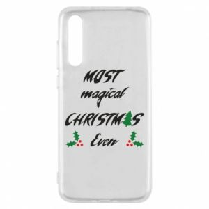 Etui na Huawei P20 Pro Most magical Christmas ever