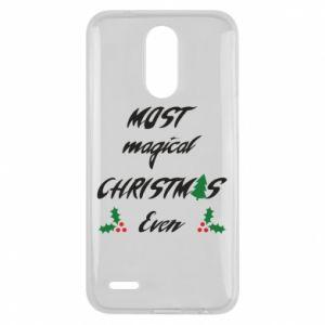 Etui na Lg K10 2017 Most magical Christmas ever