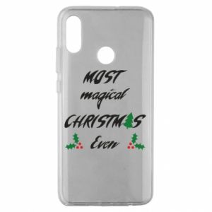 Etui na Huawei Honor 10 Lite Most magical Christmas ever