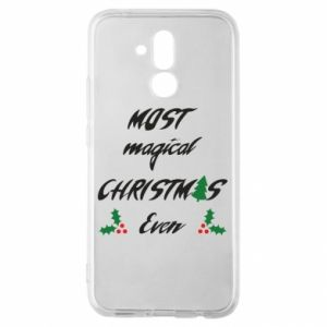 Etui na Huawei Mate 20 Lite Most magical Christmas ever