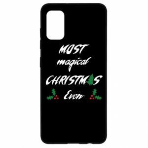 Etui na Samsung A41 Most magical Christmas ever