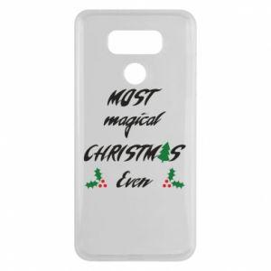 Etui na LG G6 Most magical Christmas ever