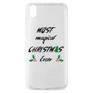 Etui na Huawei Y5 2019 Most magical Christmas ever