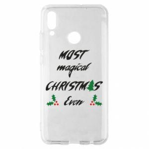 Etui na Huawei P Smart 2019 Most magical Christmas ever
