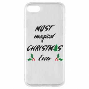 Etui na iPhone SE 2020 Most magical Christmas ever