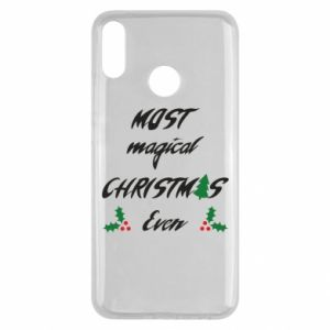 Etui na Huawei Y9 2019 Most magical Christmas ever