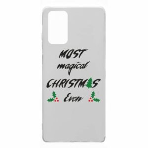 Etui na Samsung Note 20 Most magical Christmas ever