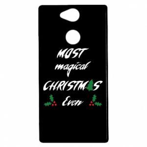 Etui na Sony Xperia XA2 Most magical Christmas ever