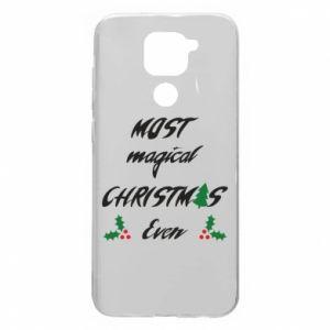 Etui na Xiaomi Redmi Note 9/Redmi 10X Most magical Christmas ever