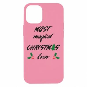 Etui na iPhone 12 Mini Most magical Christmas ever