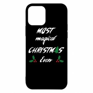 Etui na iPhone 12/12 Pro Most magical Christmas ever