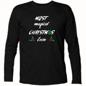 Koszulka z długim rękawem Most magical Christmas ever