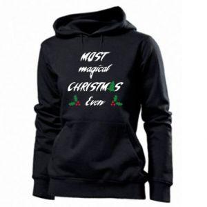 Damska bluza Most magical Christmas ever