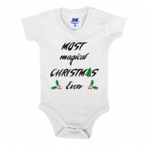 Body dla dzieci Most magical Christmas ever
