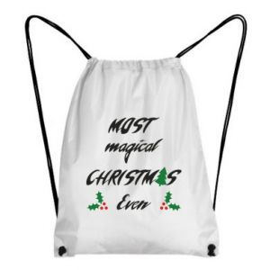 Backpack-bag Most magical Christmas ever