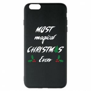 Phone case for iPhone 6 Plus/6S Plus Most magical Christmas ever