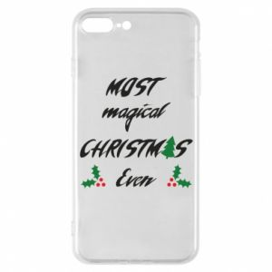 Phone case for iPhone 7 Plus Most magical Christmas ever