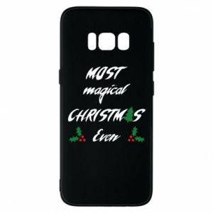 Phone case for Samsung S8 Most magical Christmas ever
