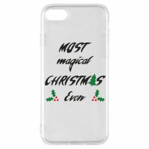 Phone case for iPhone 8 Most magical Christmas ever