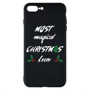 Phone case for iPhone 8 Plus Most magical Christmas ever