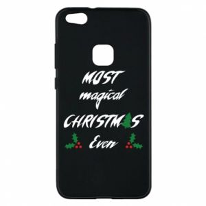 Phone case for Huawei P10 Lite Most magical Christmas ever