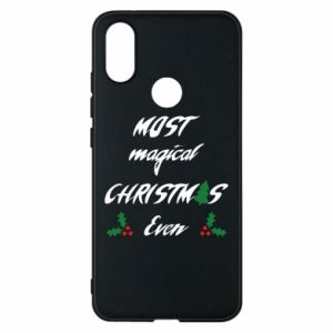 Phone case for Xiaomi Mi A2 Most magical Christmas ever