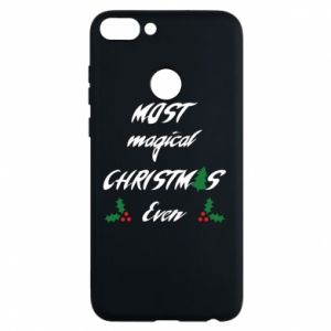 Phone case for Huawei P Smart Most magical Christmas ever