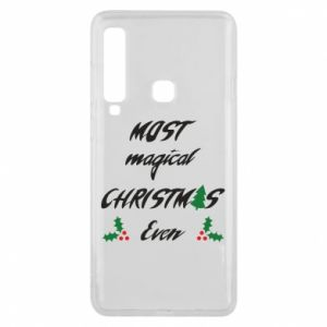 Phone case for Samsung A9 2018 Most magical Christmas ever