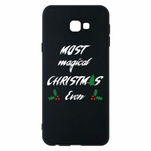 Phone case for Samsung J4 Plus 2018 Most magical Christmas ever