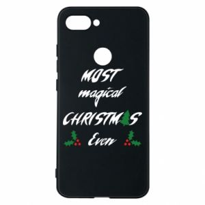 Phone case for Xiaomi Mi8 Lite Most magical Christmas ever