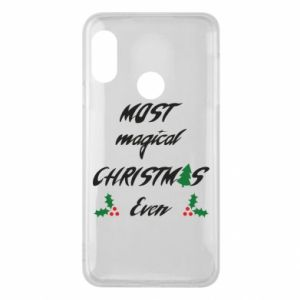 Phone case for Mi A2 Lite Most magical Christmas ever