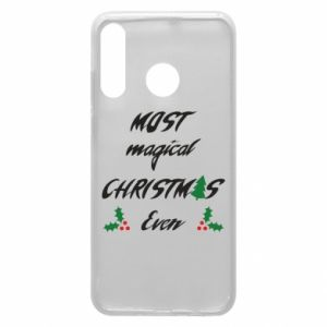 Phone case for Huawei P30 Lite Most magical Christmas ever