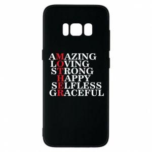 Etui na Samsung S8 MOTHER - PrintSalon