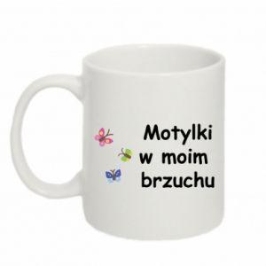 Mug 330ml Motilki in my stomach