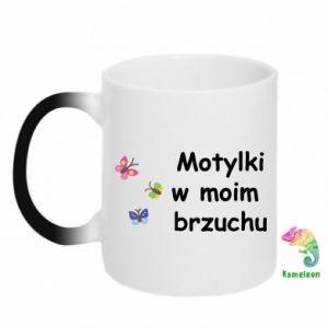 Magic mugs Motilki in my stomach