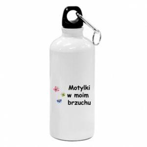 Water bottle Motilki in my stomach