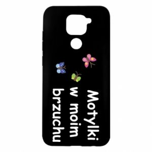 Xiaomi Redmi Note 9 / Redmi 10X case % print% Motilki in my stomach