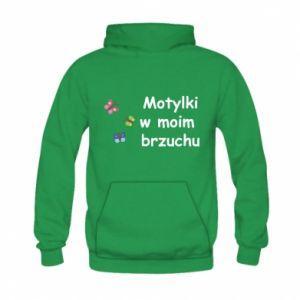 Kid's hoodie Motilki in my stomach