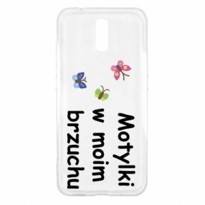 Nokia 2.3 Case Motilki in my stomach