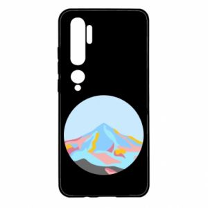 Etui na Xiaomi Mi Note 10 Mountains in a circle
