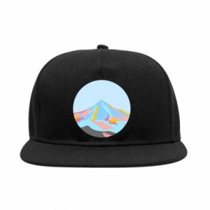SnapBack Mountains in a circle