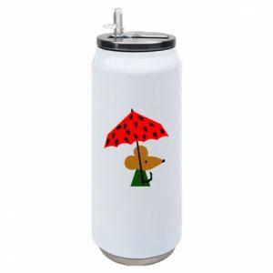 Puszka termiczna Mouse under umbrella