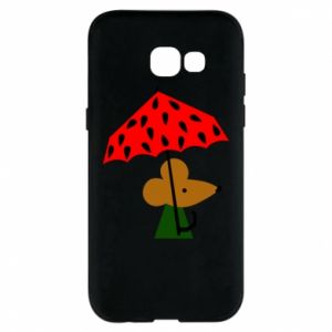 Etui na Samsung A5 2017 Mouse under umbrella