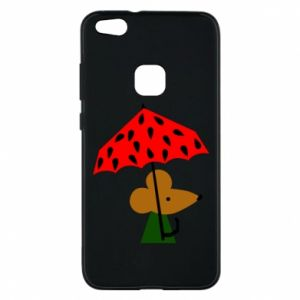 Etui na Huawei P10 Lite Mouse under umbrella