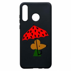 Etui na Huawei P30 Lite Mouse under umbrella