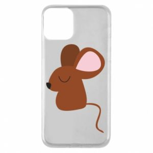 Etui na iPhone 11 Mouse with eyes closed