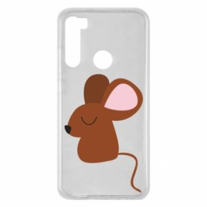 Etui na Xiaomi Redmi Note 8 Mouse with eyes closed