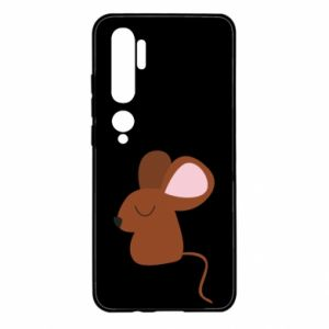 Etui na Xiaomi Mi Note 10 Mouse with eyes closed